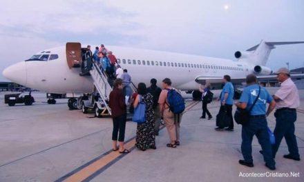 Crean aerolínea cristiana que transportará misioneros por todo el mundo