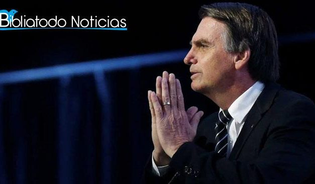 Bolsonaro convoca una jornada de ayuno y oración por libertad de brasil del covid-19: «Con Dios venceremos»