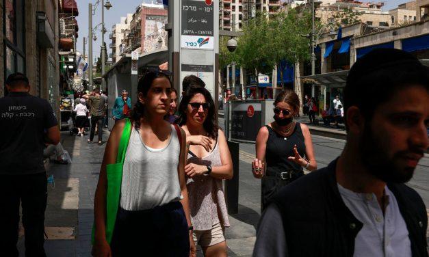 Por primera vez en 10 meses no se registran fallecidos por Covid-19 dentro de Israel