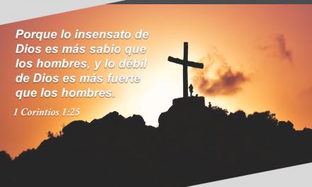 versículo del día: domingo 25 de abril 2021