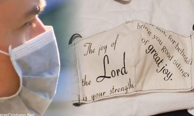 Pastores distribuyen 1.000 mascarillas con versículos bíblicos en Cuba
