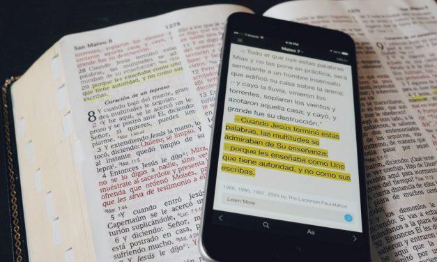 Gobierno chino elimina aplicaciones de la Biblia