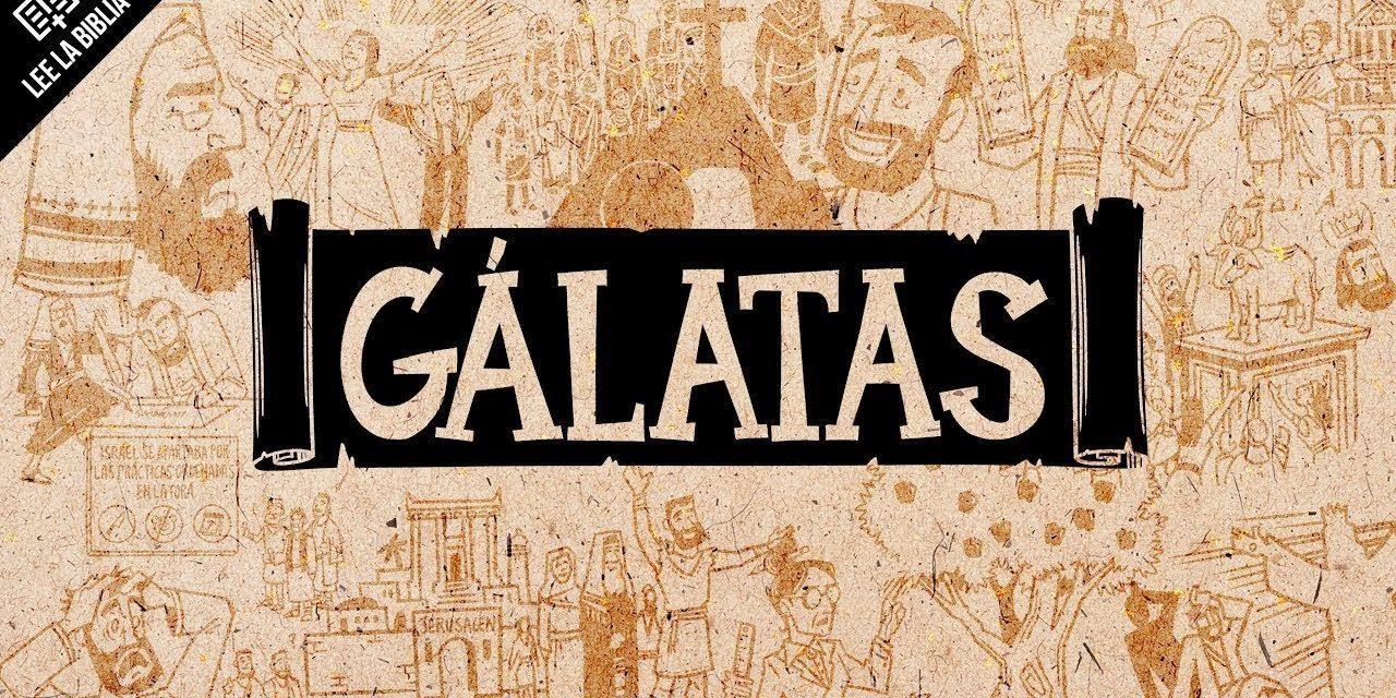 En Gálatas, Pablo define el Evangelio de Jesucristo como la libertad para los cristianos