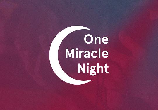 (Sábado 8 de mayo) One Miracle Night: una vigilia Cristiana de oración de Ramadán