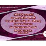 El propósito de Dios para nuestra vida lo encontramos en su Palabra a través de Jesucristo: Provisión Jueves 14 de Octubre de 2021